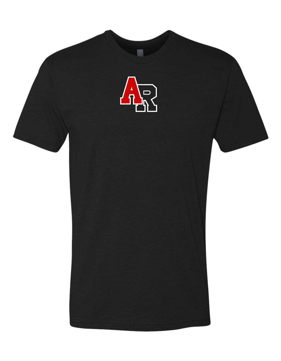 AR black out T-shirt