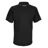 SENIOR ENTRENA POLO SHIRT - BLACK