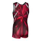 JUNIOR GLAMORGAN LEOTARD