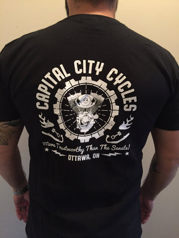 Capital City Cycles OG T-Shirt