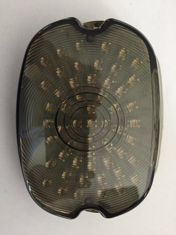 Low Profile LED Tail Light with Integrated Signals