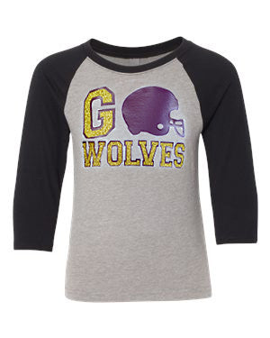Monogrammed Hog Snout Hat  18.00. Youth Go Team Graphic Raglan e5203512ce93