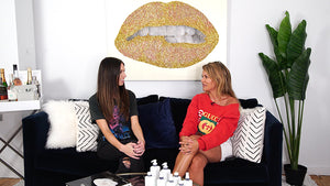 Cuvée Couch Featuring Rachel: NY Fashion Week With Jenné