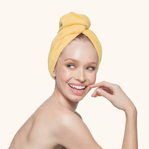 Terrycloth Towel Hair Wrap