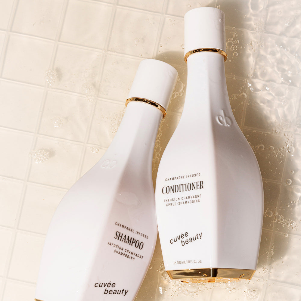 Shampoo & Conditioner Set | Cuvée Beauty