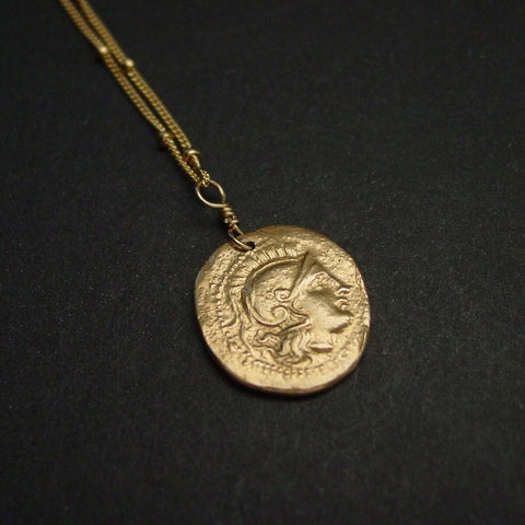 Vis à Vis Jewelry Athena Necklace - Not Only Bags