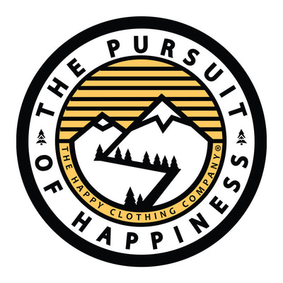 The Pursuit Of Happiness <br> Unisex ULTRA Heavyweight Hooded Sweatshirt