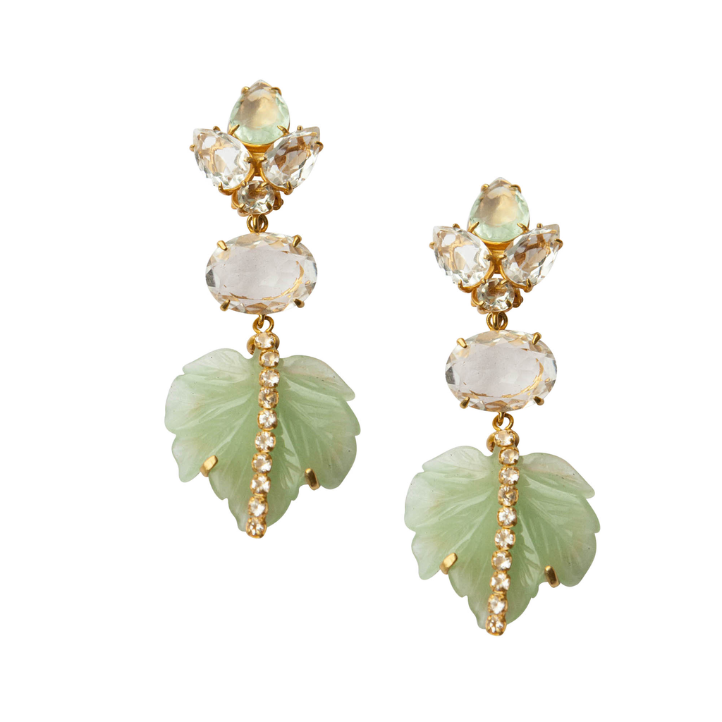 Angelika Clip On Earring