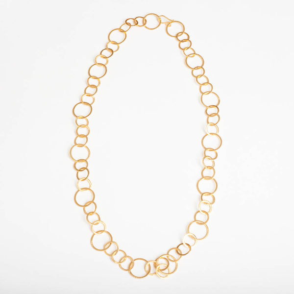 Clementine Chain Necklace