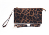 City Clutch Leopard
