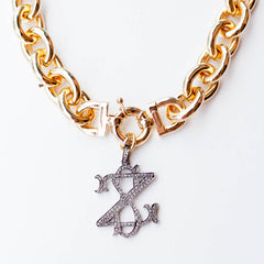 Double Initial Charm