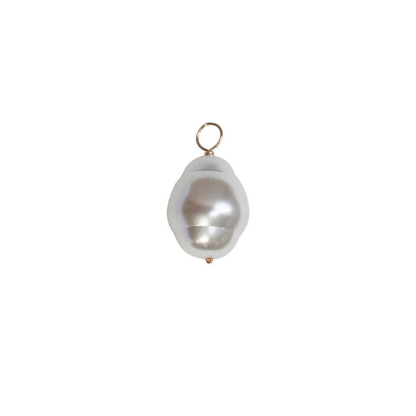 Mother of Pearl Charm