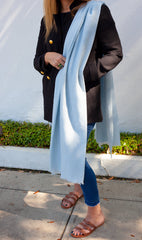 Featherweight Cashmere Blend Scarf