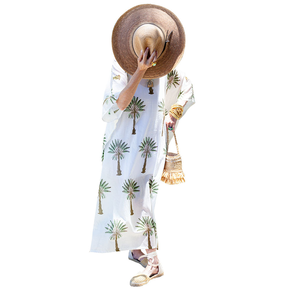 Palm Court Kaftan