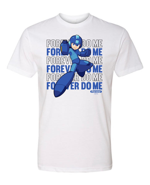 Forever Retro Mega Man T-Shirt