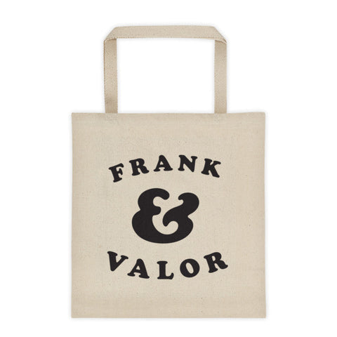 Frank & Valor - Tote bag - The Sweet Oil Shop