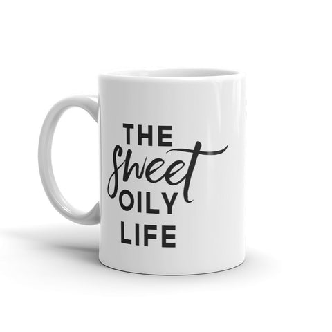 Sweet Life - Mug - The Sweet Oil Shop