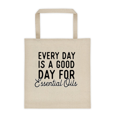Every Day - Tote bag - The Sweet Oil Shop