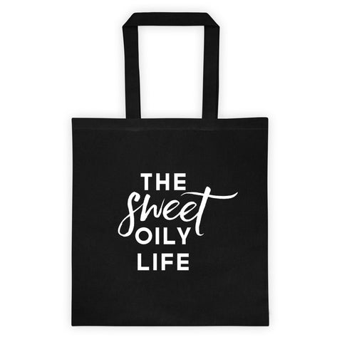 Sweet Life - BFCM Tote bag - The Sweet Oil Shop
