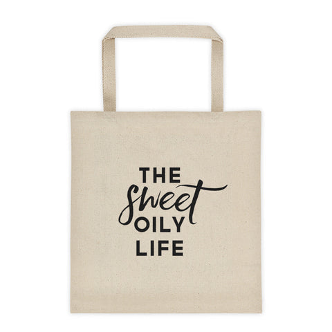 Sweet Life - Tote bag - The Sweet Oil Shop