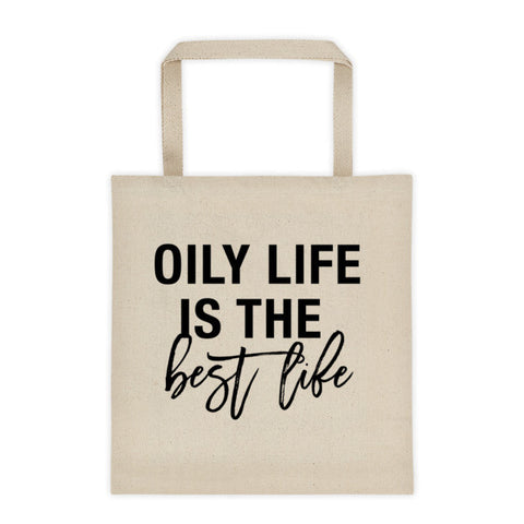 Oily Life - Tote bag - The Sweet Oil Shop