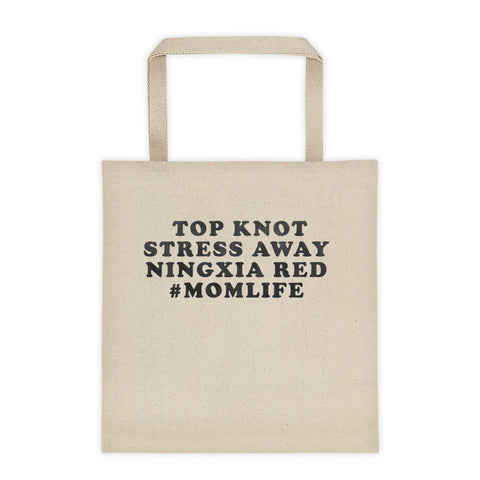 #MOMLIFE - Tote bag - The Sweet Oil Shop