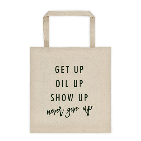 Oil Up - Tote bag - The Sweet Oil Shop