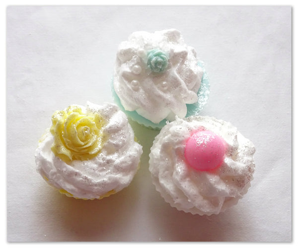 """Oh My""  Mini Soap Cupcakes"