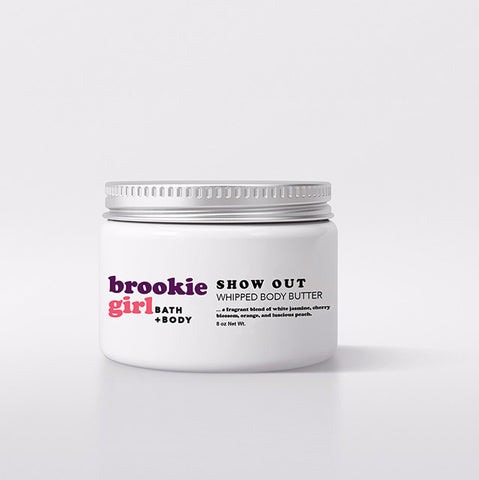 SHOW OUT Whipped Body Butter