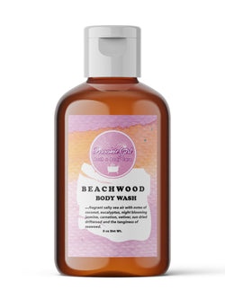 BEACHWOOD Body Wash