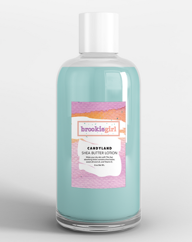 CANDYLAND Shea Body Lotion