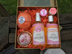 "BrookieGirl "" SPA"" Gift Box"