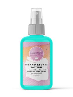 ISLAND ESCAPE Body Mist