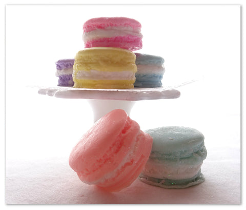 BrookieLove Soap Macaroons Gift Set