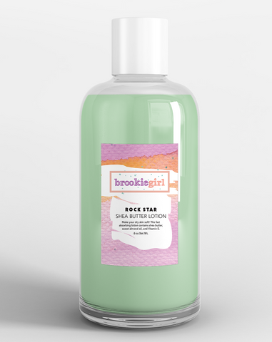 ROCK STAR Shea Body Lotion