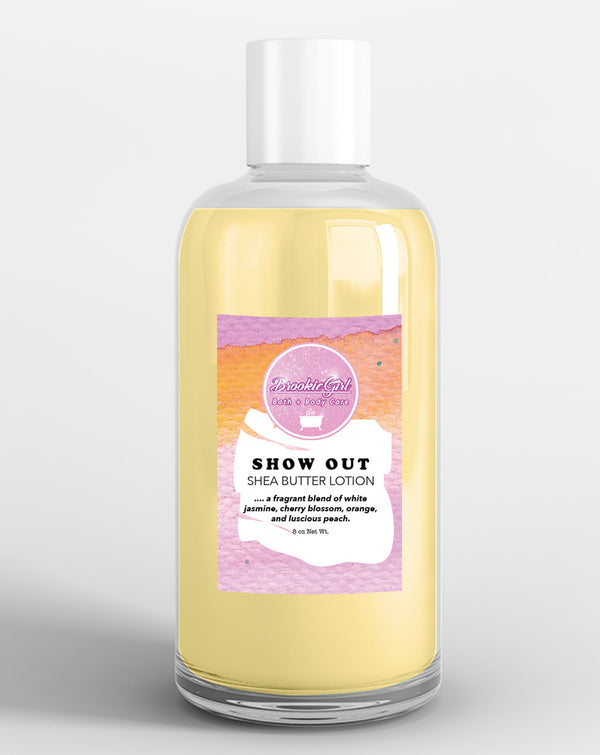 SHOW OUT SHEA BUTTER BODY LOTION