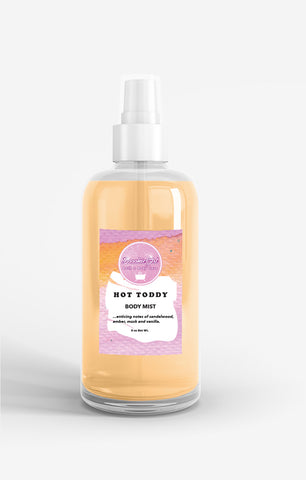 HOT TODDY BODY MIST