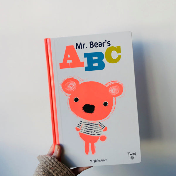 Mr. Bear's ABC
