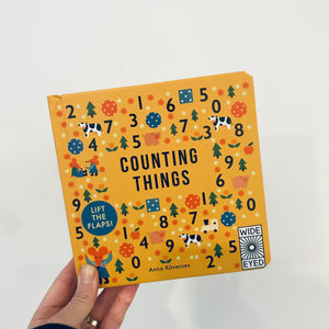 Counting Things: Lift the Flaps!