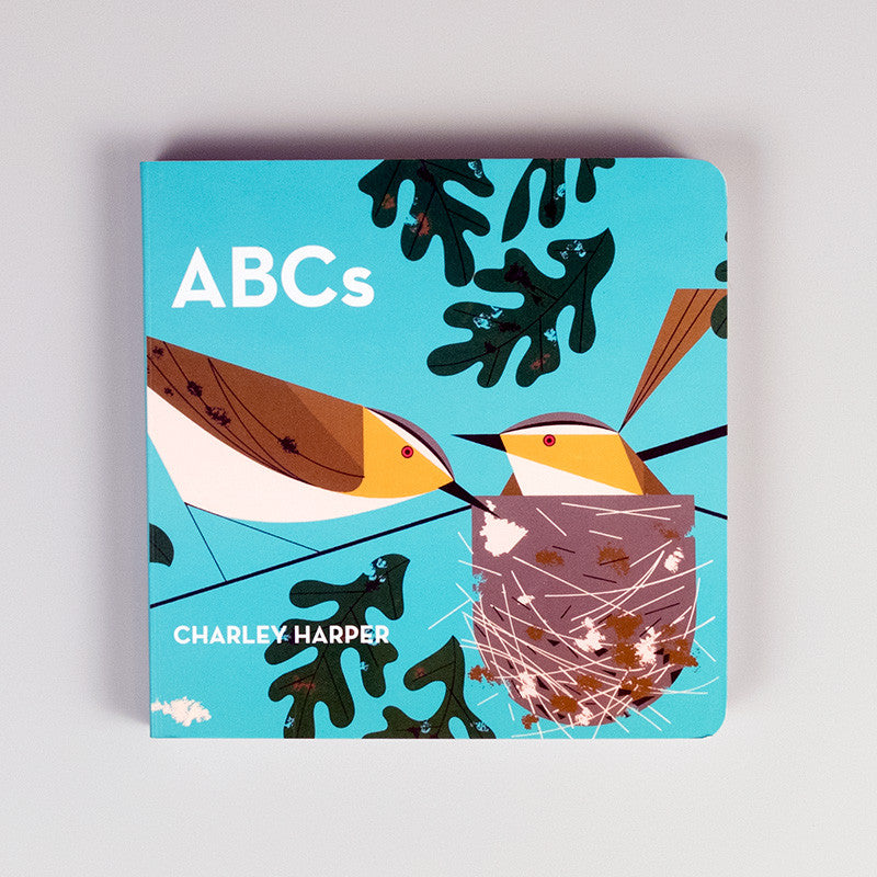 Charley Harper ABC's Board Book