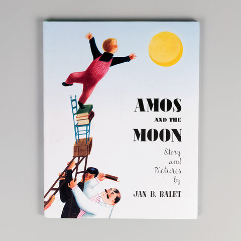 Amos and the Moon
