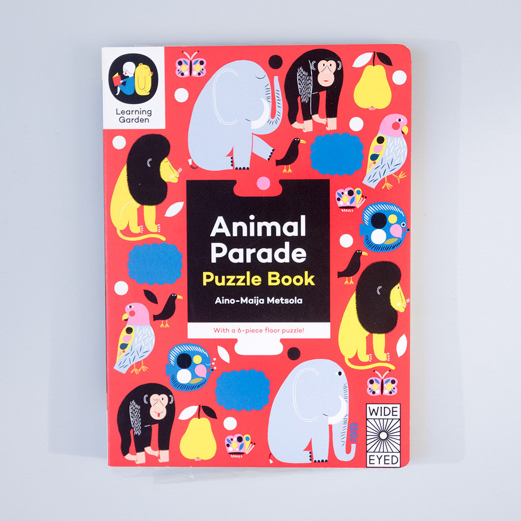 Animal Parade: Puzzle Book