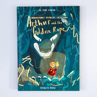 Brownstones Mythical Collection: Arthur and the Golden Rope