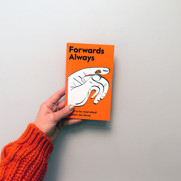 Forward Always: Poems to be Read Aloud