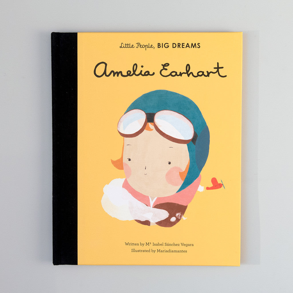 Little People, Big Dreams: Amelia Earhart