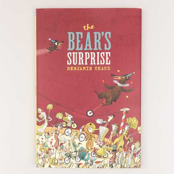 The Bear's Surprise