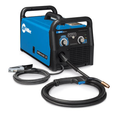 ME-Miller MILLERMATIC 211 W/MVP 120/240V 60HZ 1PH