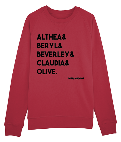 Black British Revolutionaries - Unisex Sweatshirt
