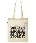 Stole It - Nadina Did This Tote Bag