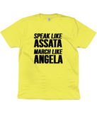 Unisex Assata and Angela Tee